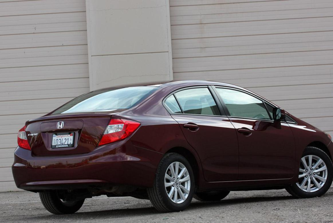 Civic Sedan Honda auto 2014