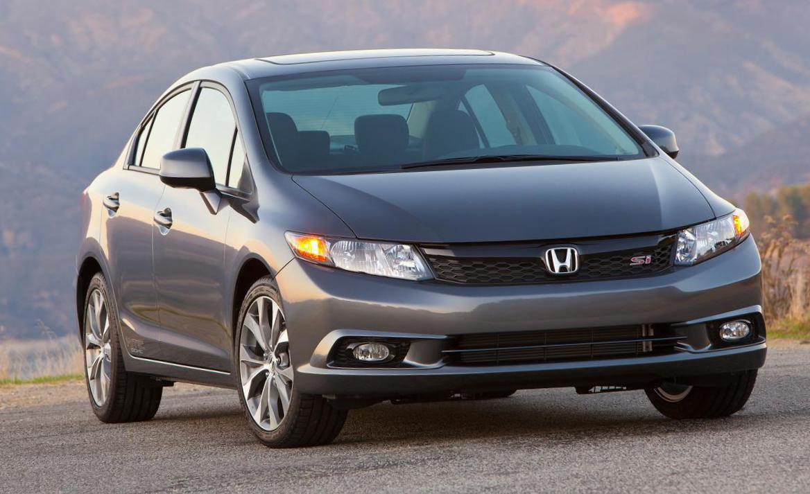 Honda Civic Sedan approved 2013