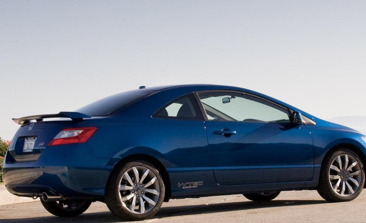 Civic Si Coupe Honda sale 2007
