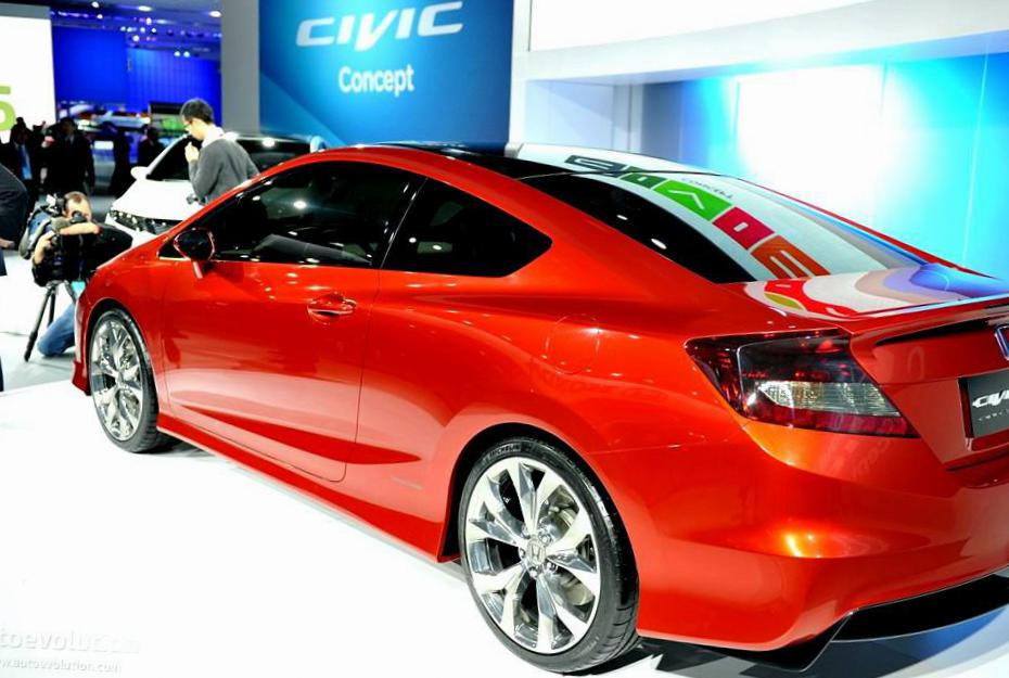 Civic Si Coupe Honda tuning hatchback