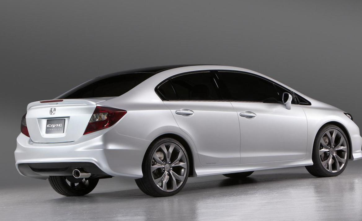 Civic Si Sedan Honda approved 2011