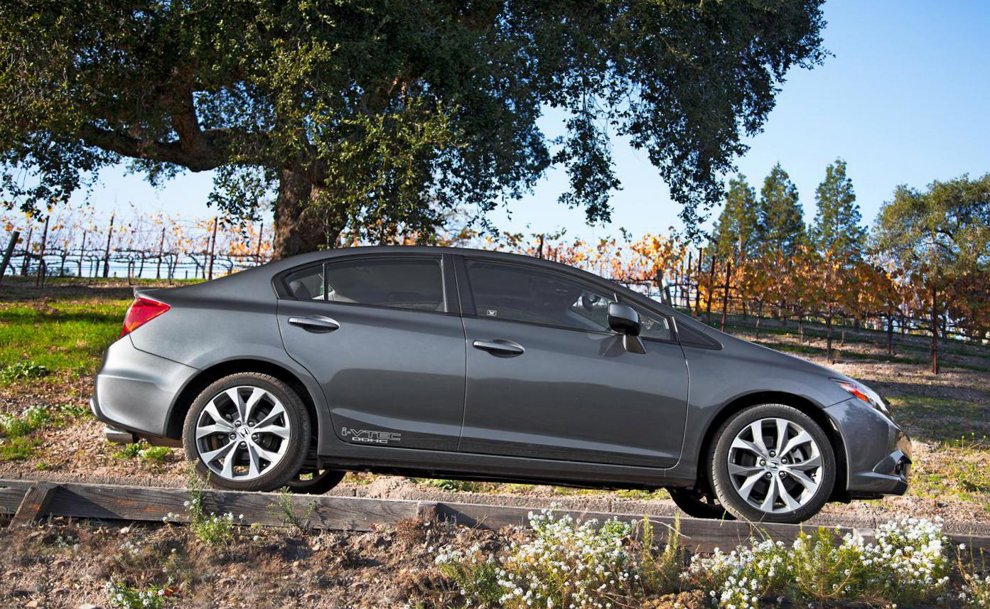 Honda Civic Si Sedan Specifications suv