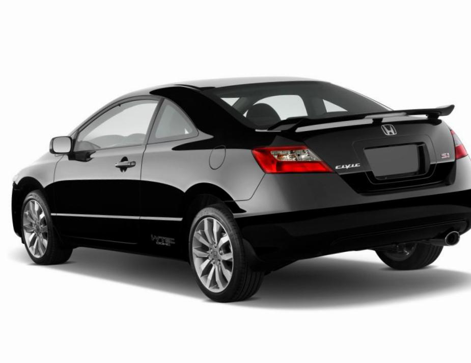 Civic Coupe Honda Specifications sedan