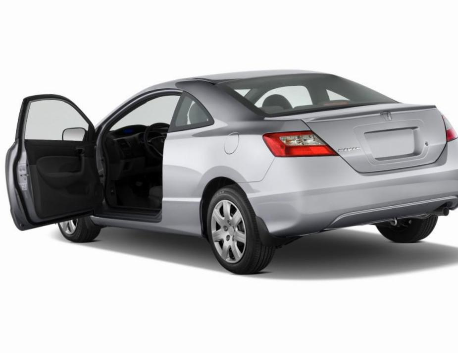Honda Civic Coupe prices 2013