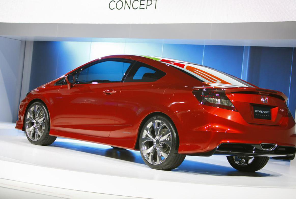 Honda Civic Coupe reviews hatchback