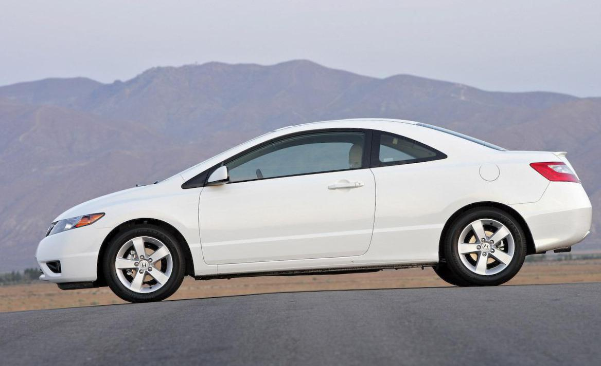Civic Coupe Honda specs hatchback