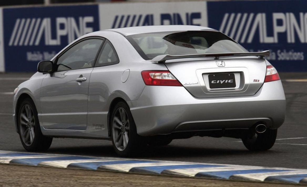 Honda Civic Coupe review 2013
