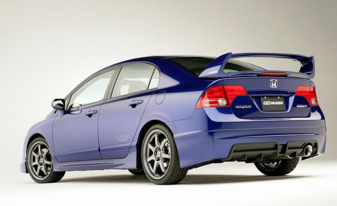Civic Sedan Honda spec 2009