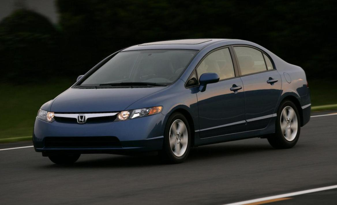 Civic Sedan Honda specs 2011