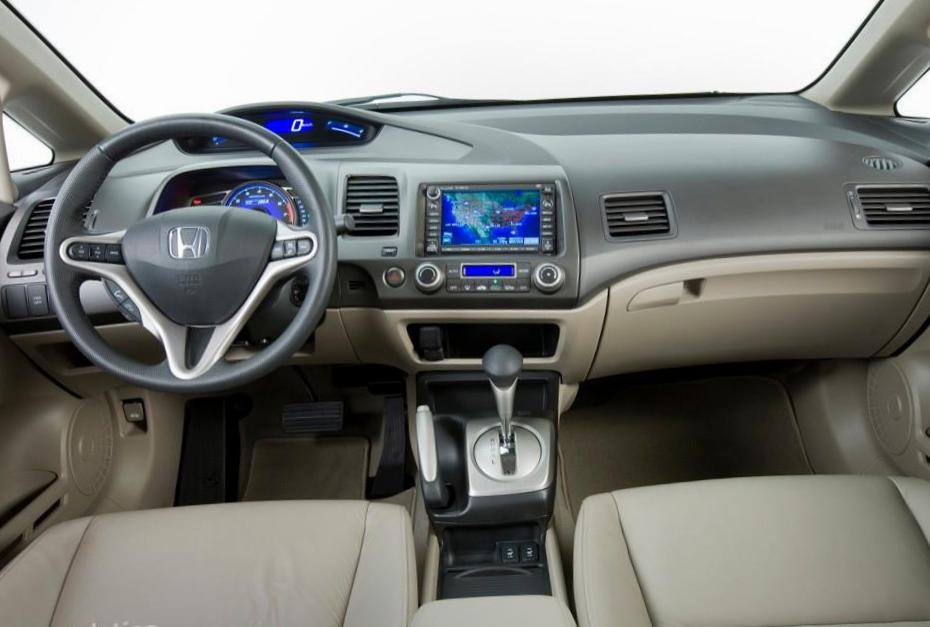 Honda Civic Sedan approved suv