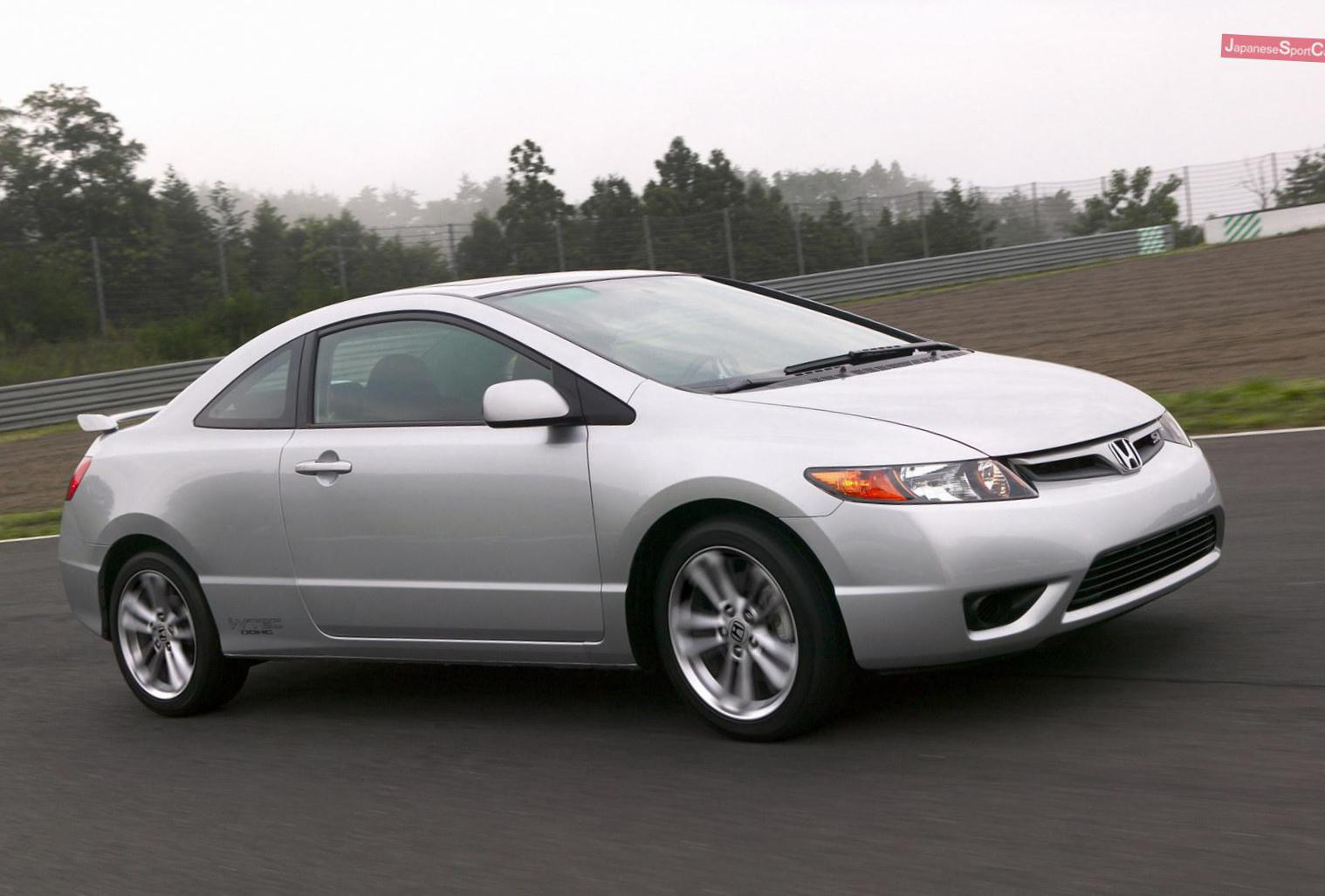 Civic Si Coupe Honda lease 2008