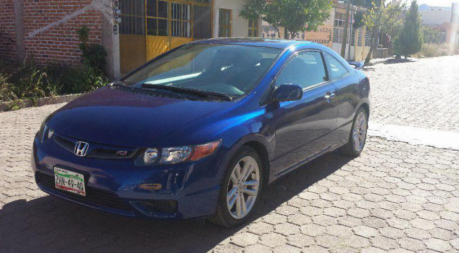 Civic Si Coupe Honda spec 2013