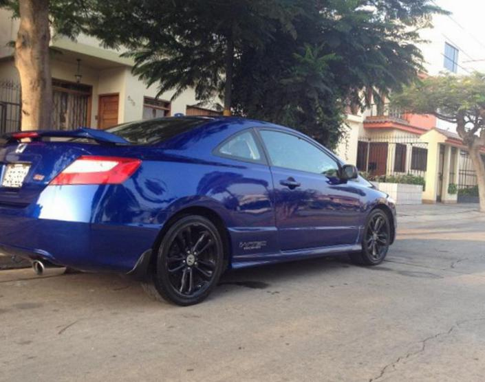 Civic Si Coupe Honda specs coupe