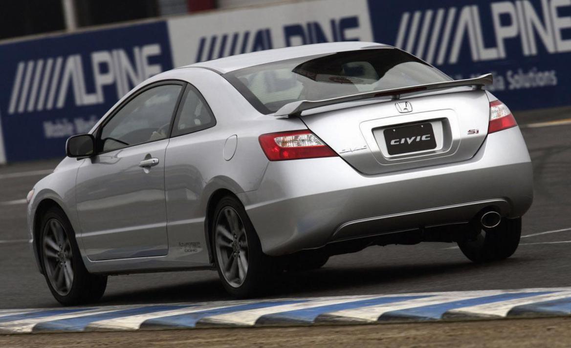 Honda Civic Si Coupe Parts 2012