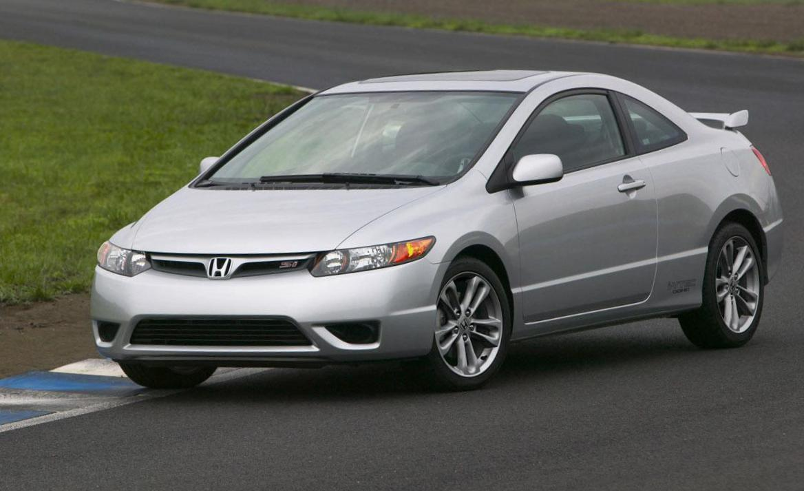 Honda Civic Si Coupe Specifications 2010