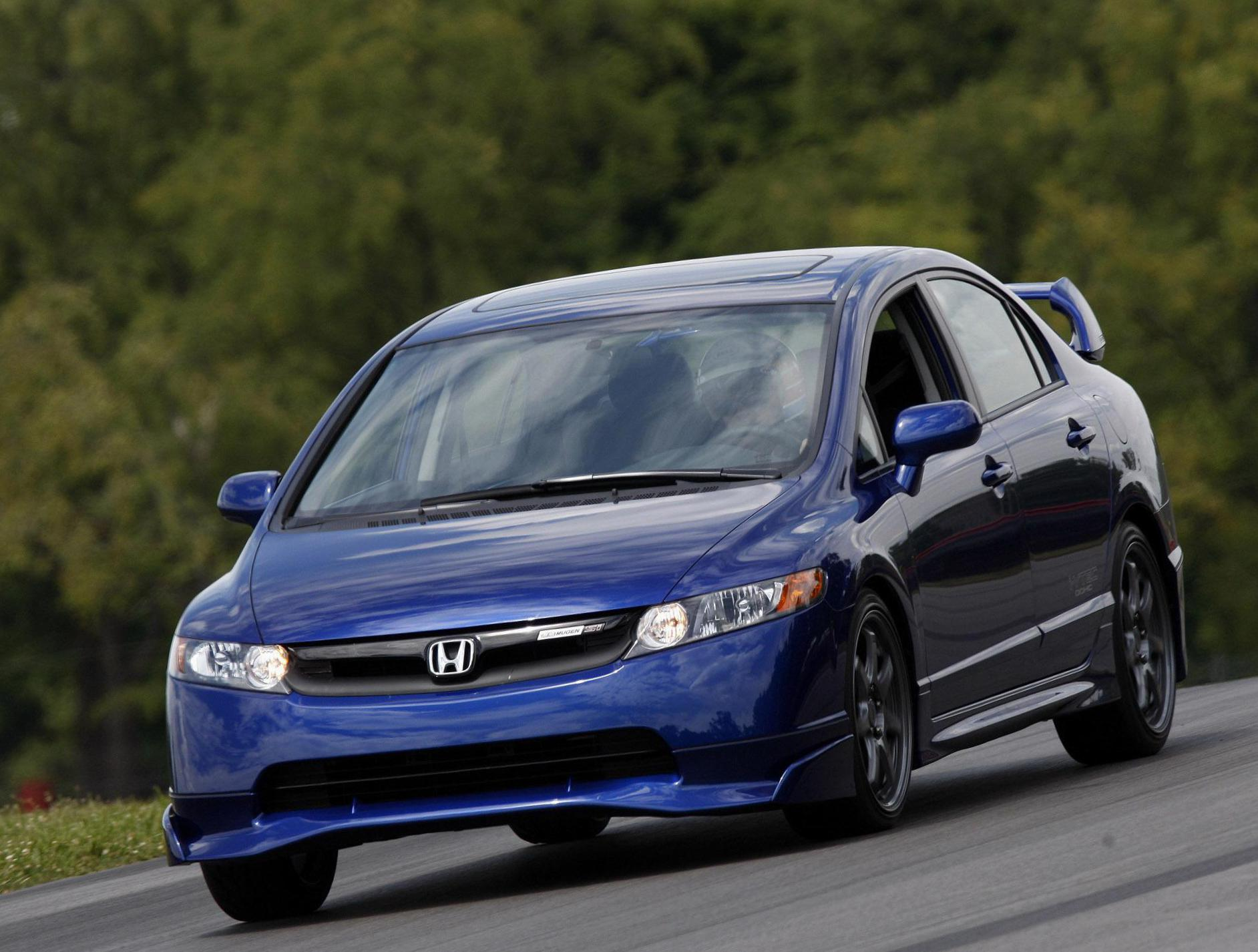 Civic Si Sedan Honda models suv