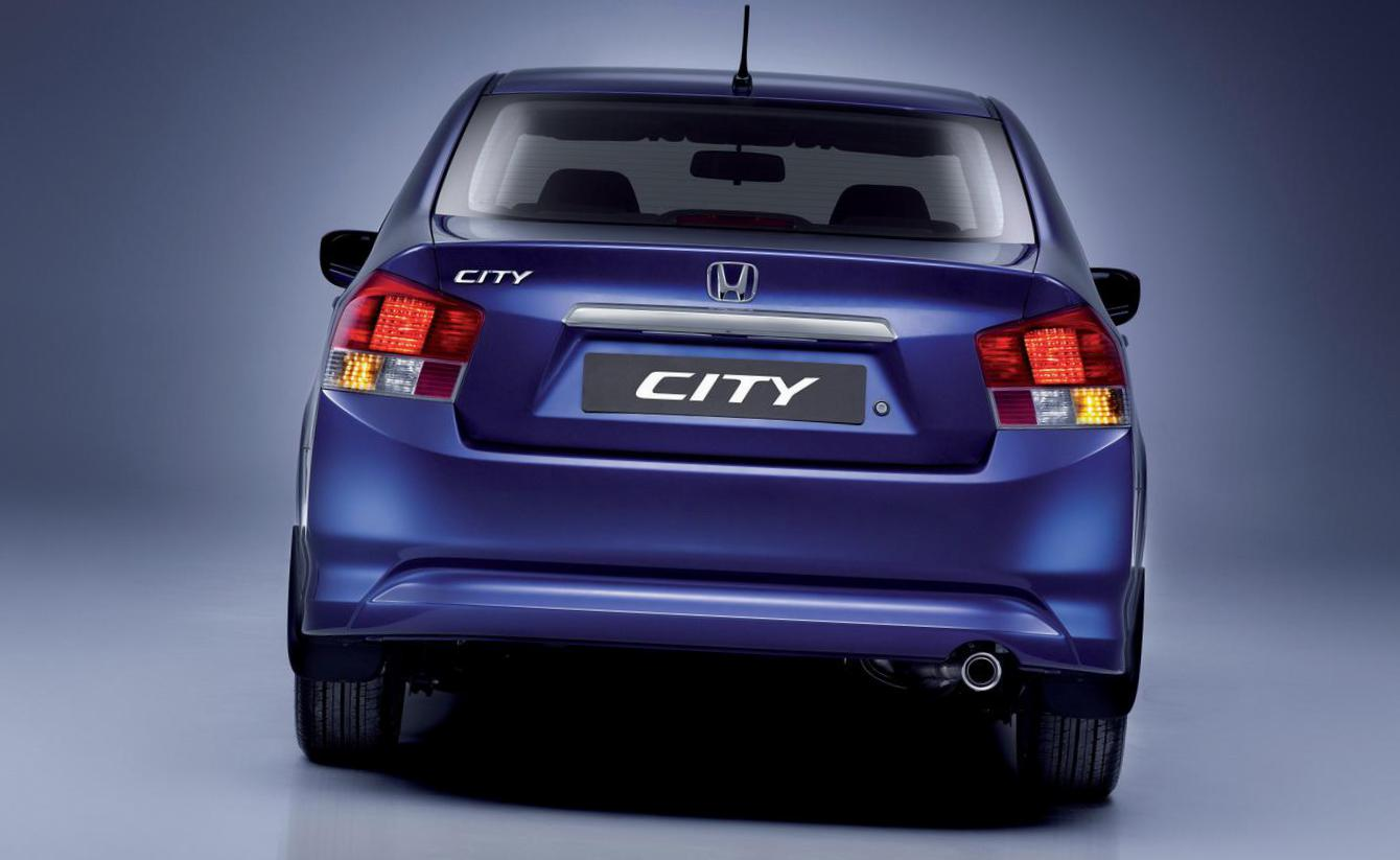 City Honda models 2011