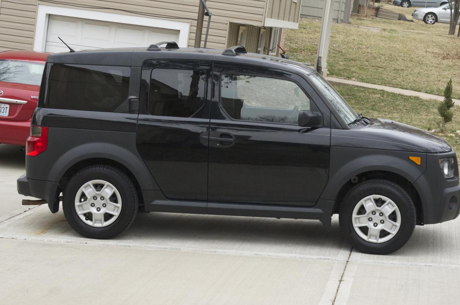 Honda Element approved wagon
