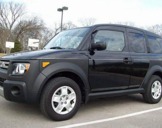 Honda Element reviews suv