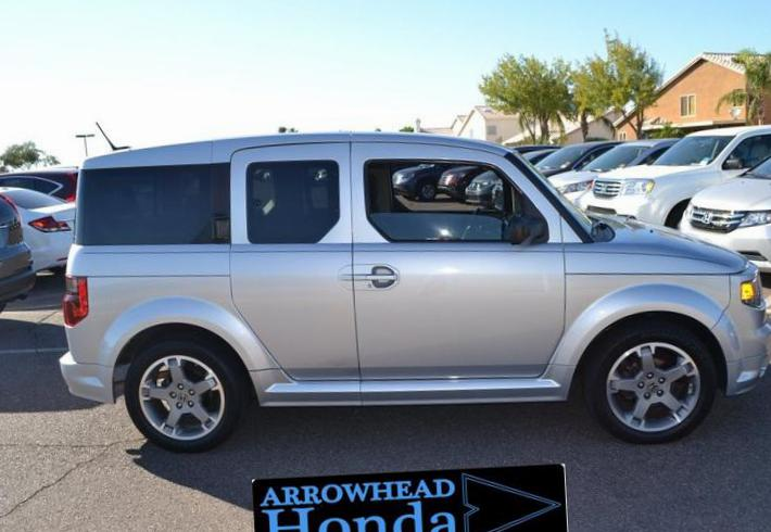 Honda Element SC approved sedan