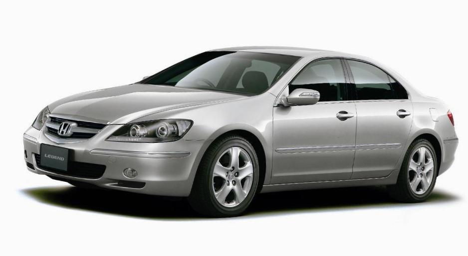 Honda Legend spec 2011