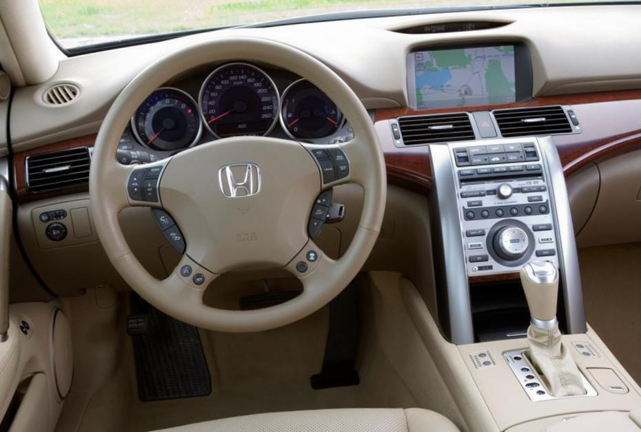 Legend Honda review suv