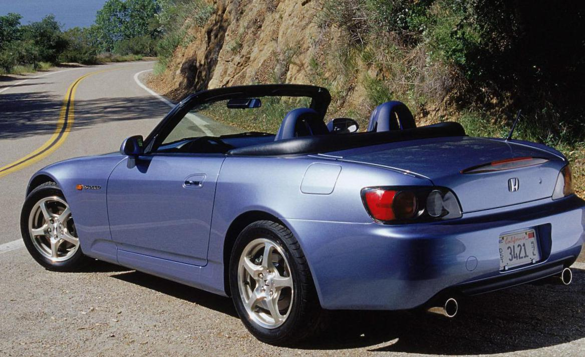 Honda S2000 reviews 2007