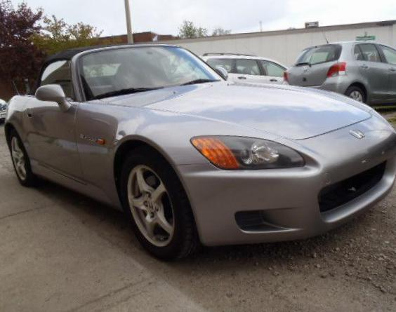 S2000 Honda prices 2005