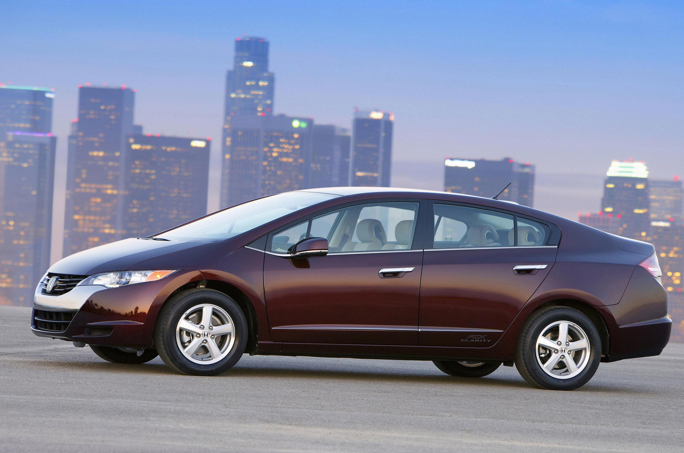 FCX Clarity Honda lease 2014