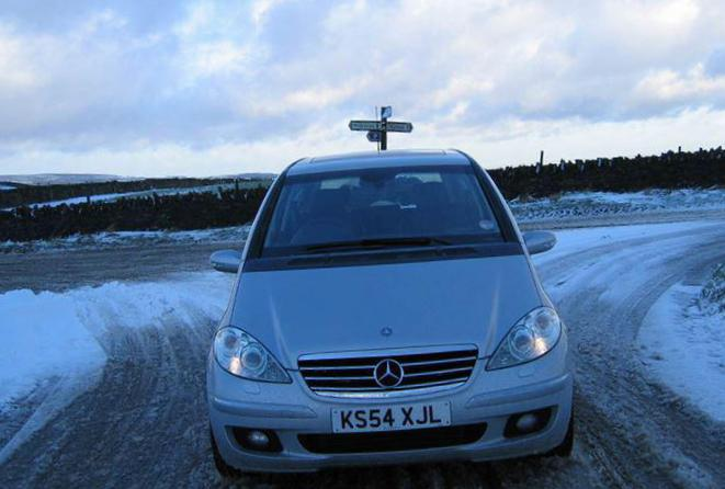 Mercedes A-Class (W169) review 2013