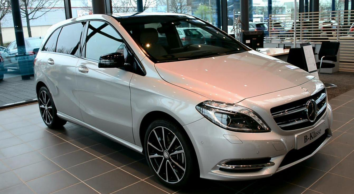 B-Class (W246) Mercedes lease cabriolet