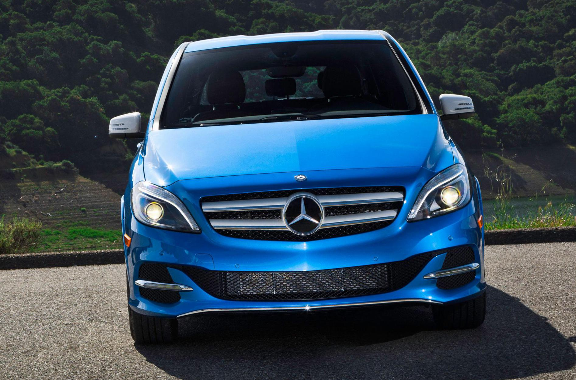 B-Class Electric Drive Mercedes prices hatchback