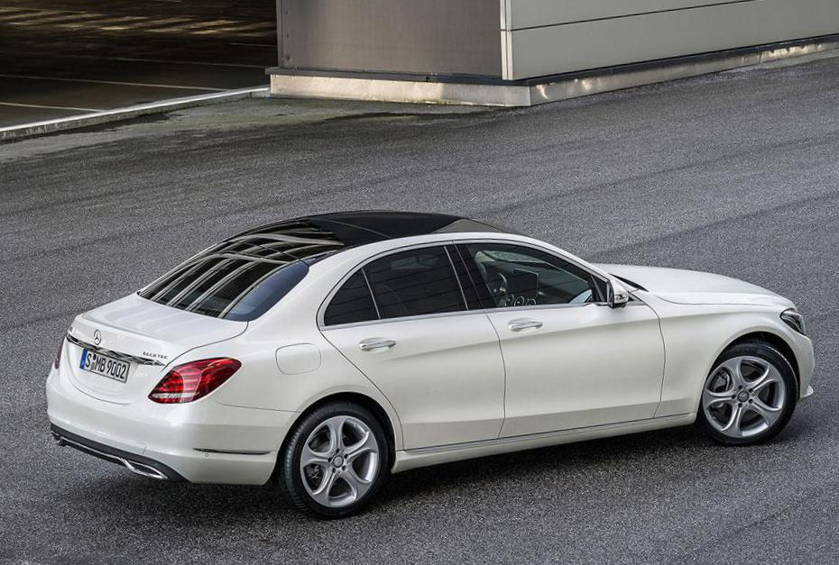 C-Class (W205) Mercedes tuning 2007