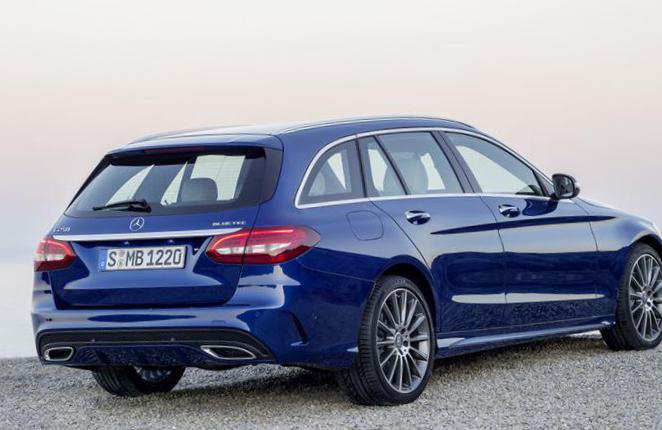 Mercedes C-Class Estate (S205) parts 2011