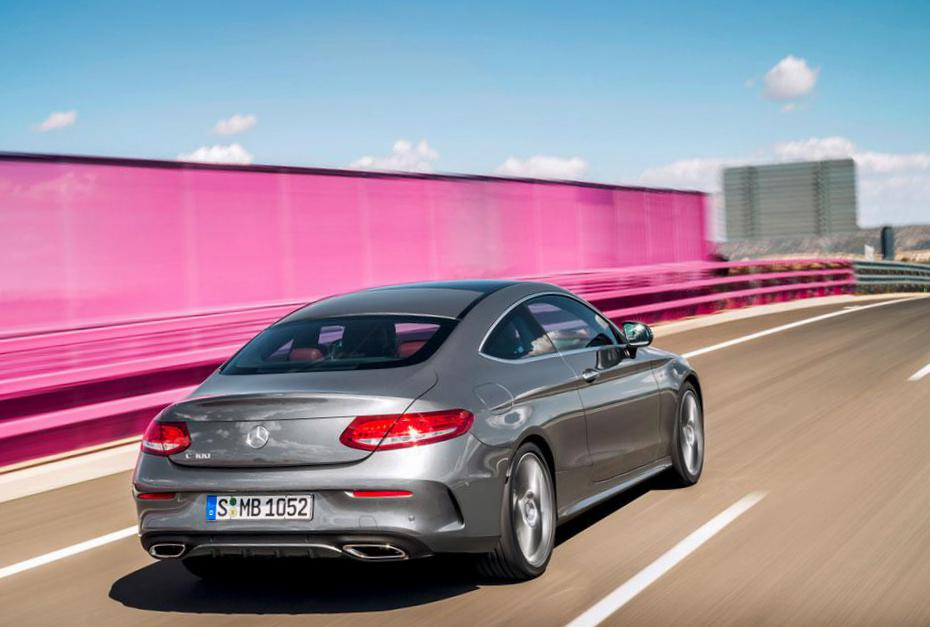 C-Class Coupe (С205) Mercedes lease suv