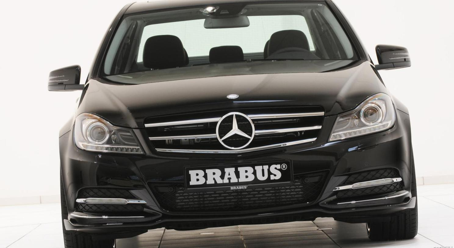 C-Class (W204) Mercedes approved 2011