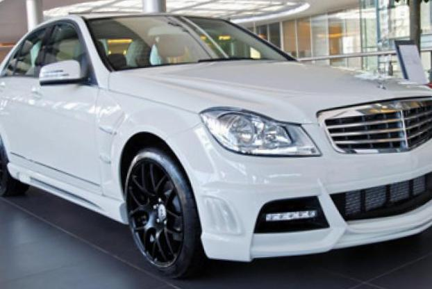 C-Class (W204) Mercedes used 2014