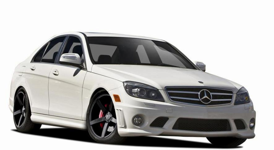 Mercedes C-Class (W204) tuning 2012
