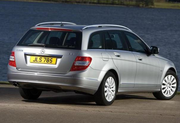 Mercedes C-Class Estate (S204) used hatchback