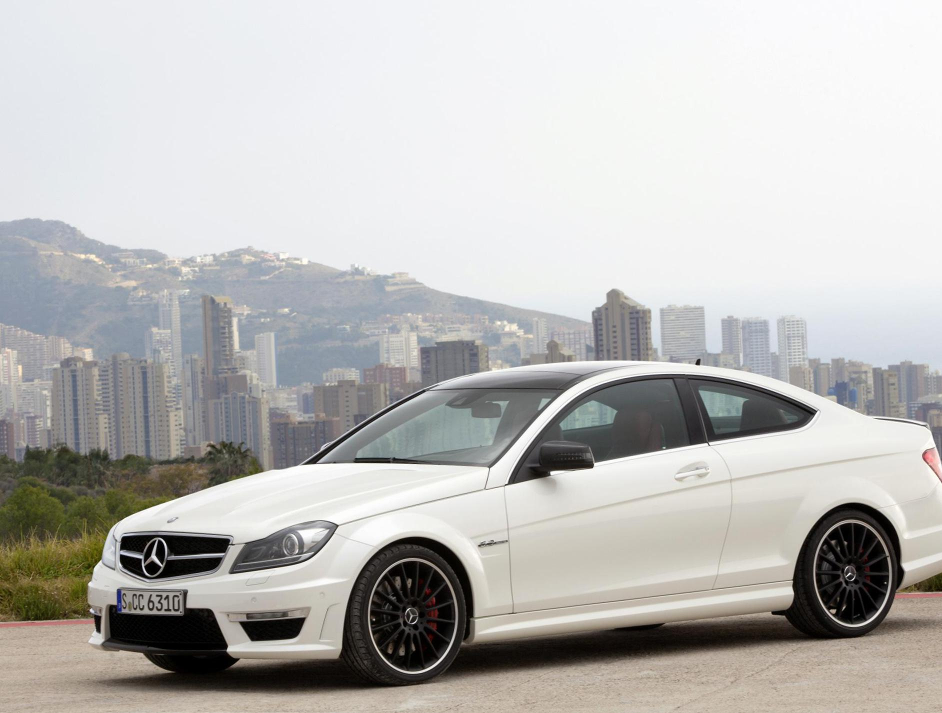 C-Class Coupe (С204) Mercedes for sale suv