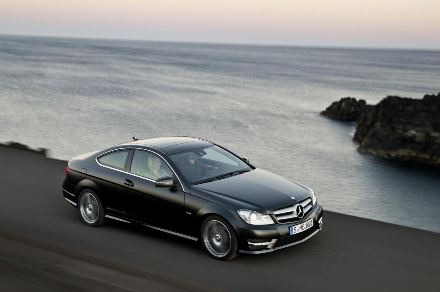 C-Class Coupe (С204) Mercedes Specification 2012