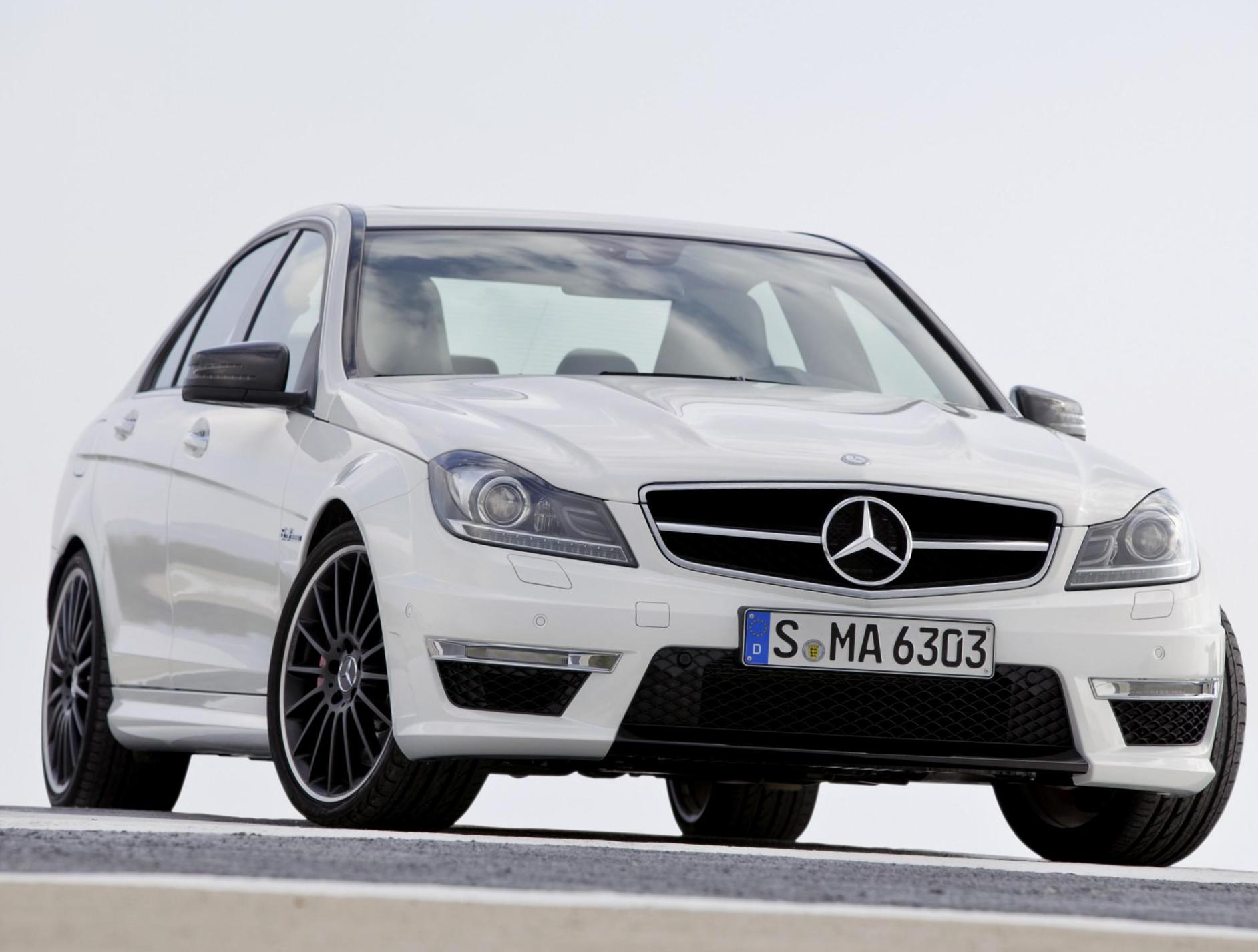 C-Class Coupe (С204) Mercedes Specifications 2011