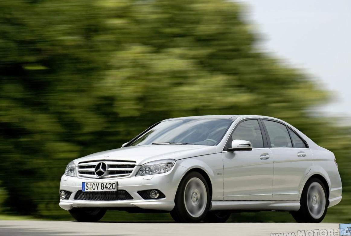 C-Class (W204) Mercedes tuning 2011