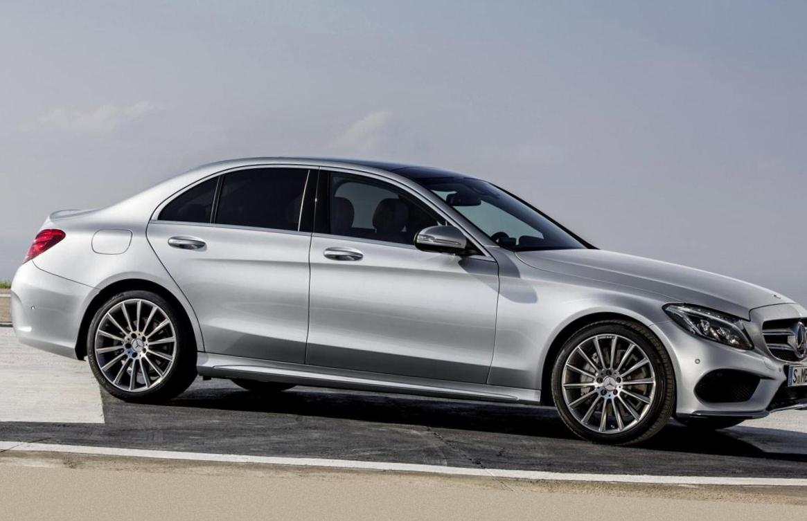 C-Class (S204) Mercedes for sale 2015