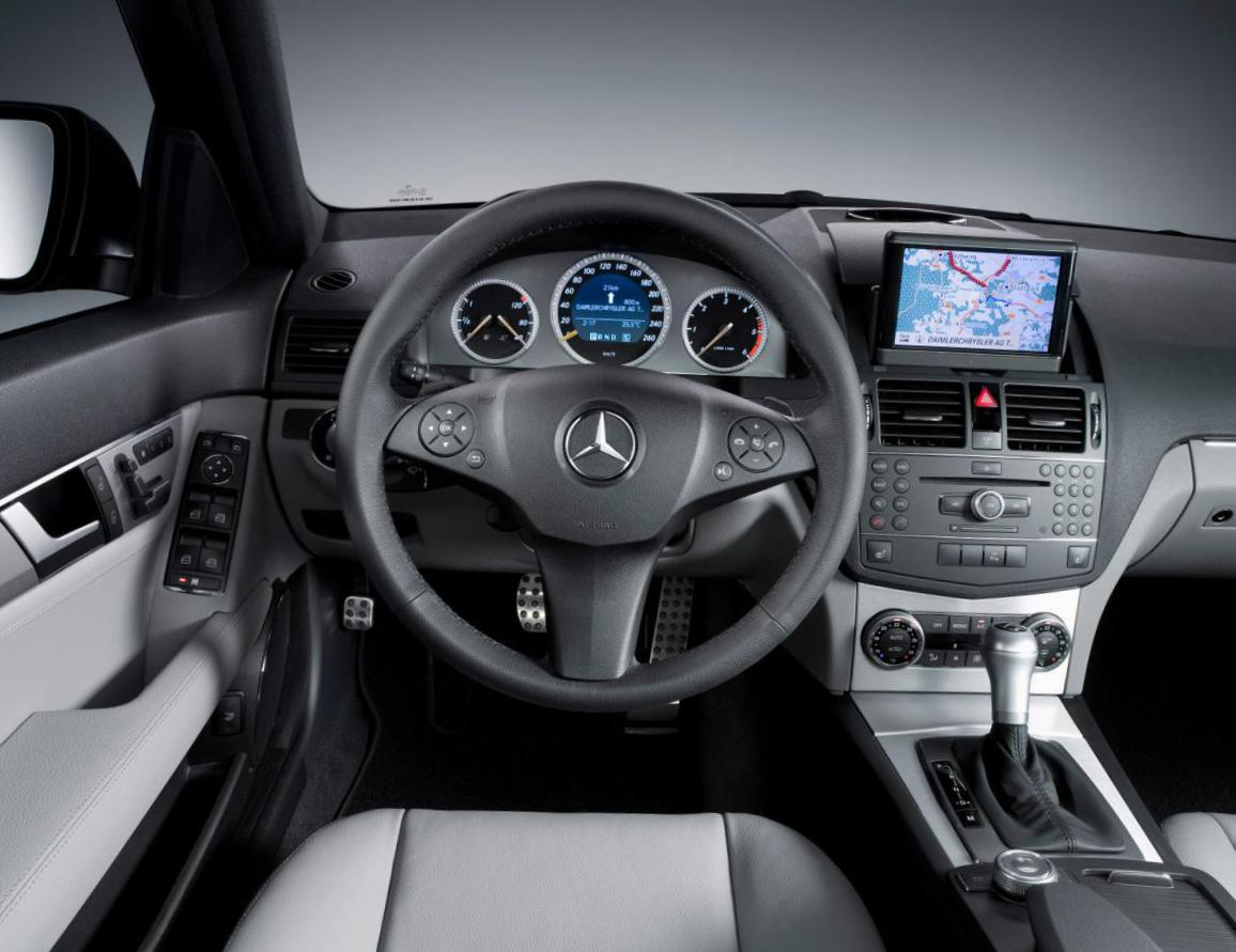 C-Class (W204) Mercedes how mach sedan