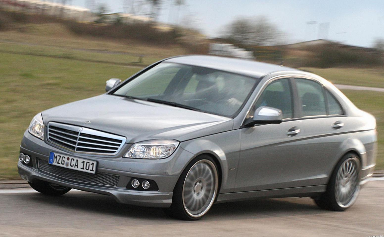 Mercedes C-Class (W204) Specifications 2009