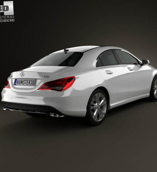 Mercedes CLA-Class (C117) for sale 2011