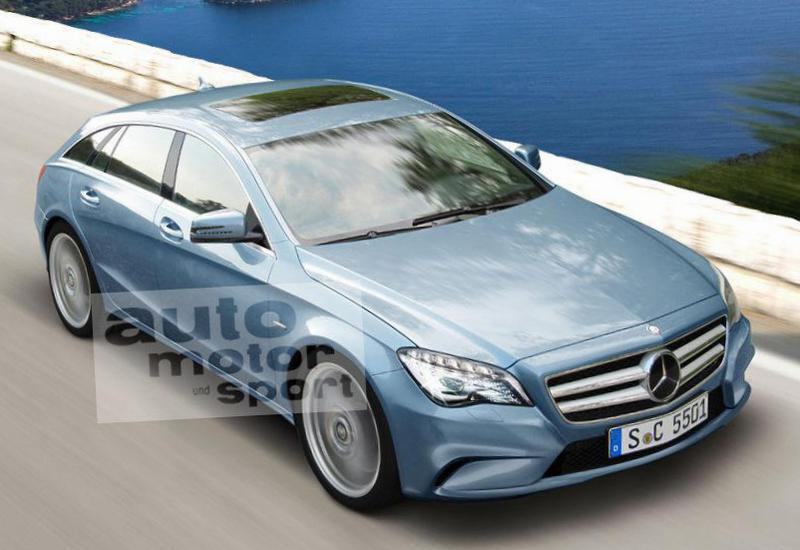 CLA Shooting Brake (X117) Mercedes Specification coupe