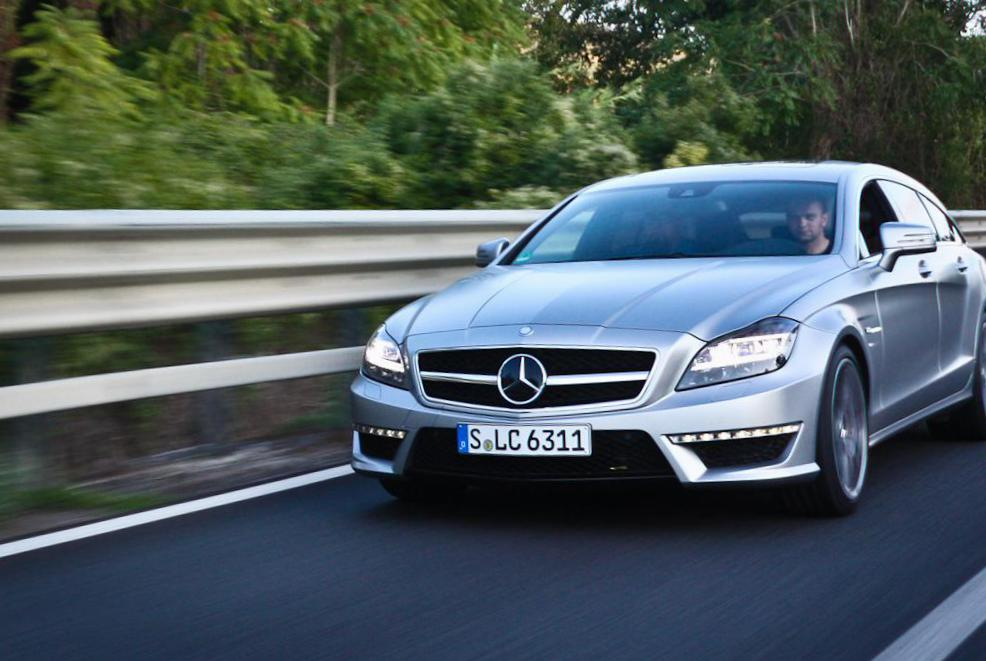 Mercedes CLA Shooting Brake (X117) reviews suv