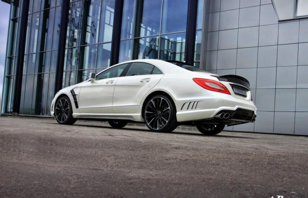 CLS-Class (C218) Mercedes tuning 2008